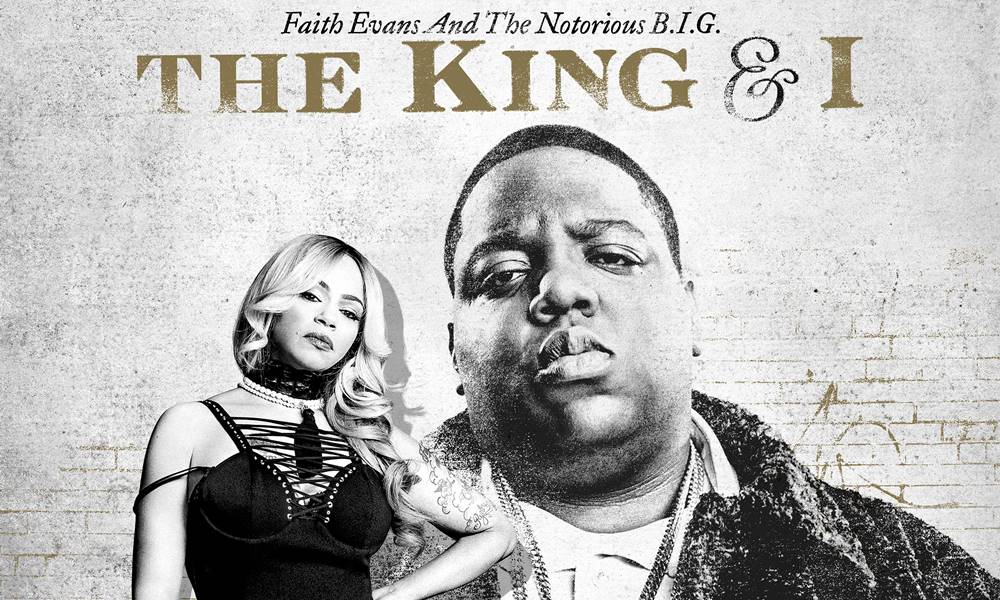New Release: Faith Evans' 'The King & I', Plus 'When We Party' Video