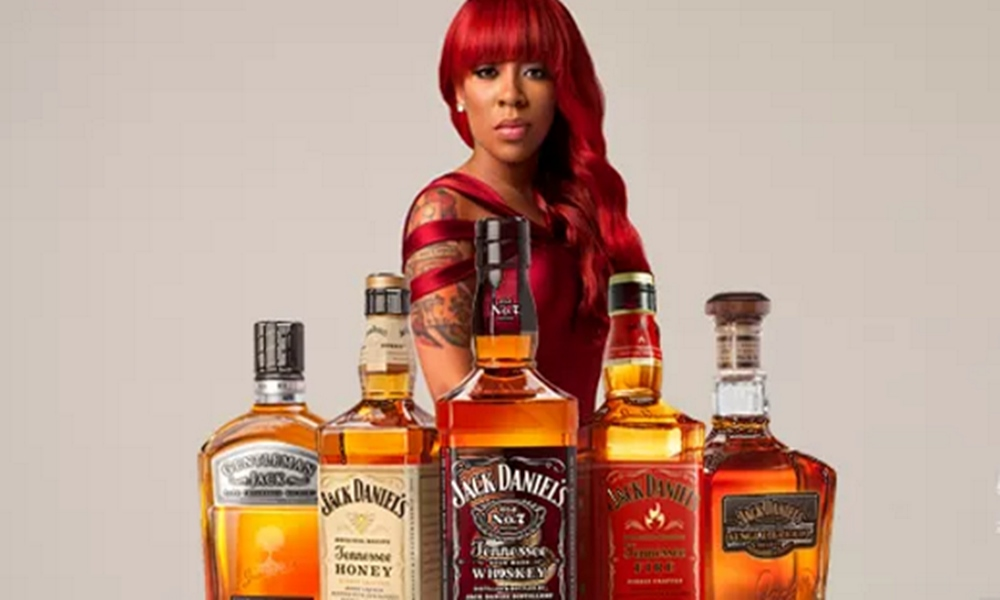 Jack Daniel's Teams Up With K. Michelle For New Southern Peach Flavor