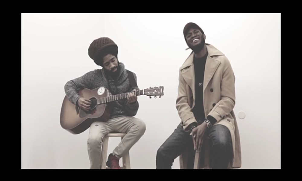 Brooklyn Crooner Kojo Stone Acoustically Covers Bob Marley's 'Could You Be Loved'
