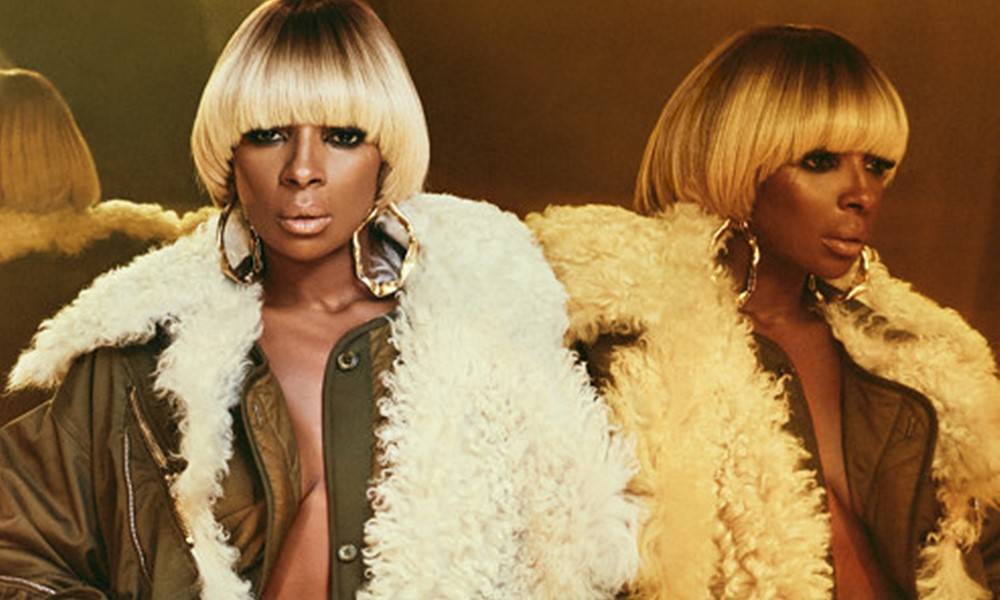 Mary J. Blige – Love Yourself ft. Kanye West