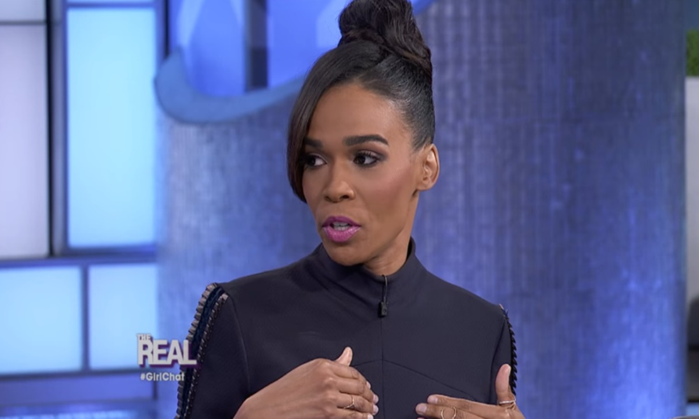 Michelle Williams Visits 'The Real,' Talks Destiny's Child Biopic, Catching Ex Cheating on Social Media