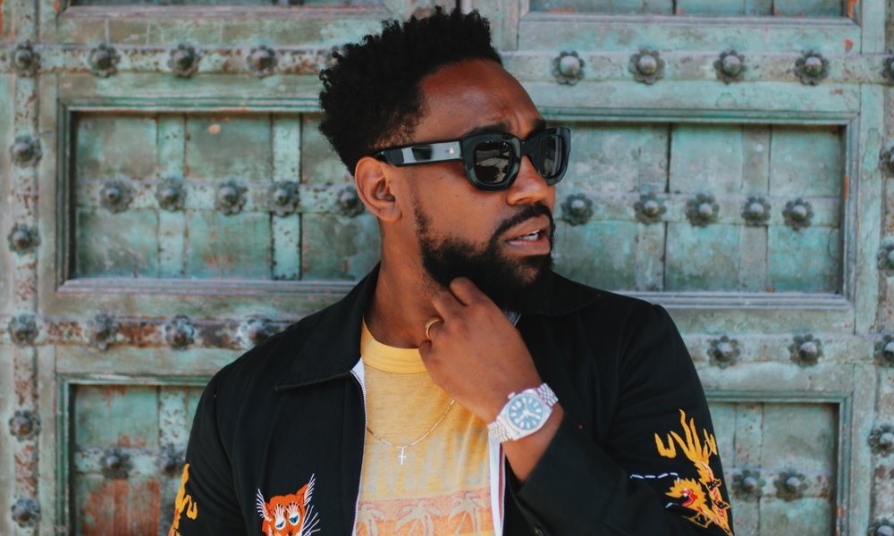 Maroon 5 Member and Solo Artist PJ Morton Releases New Single 'Claustrophobic' Featuring Pell