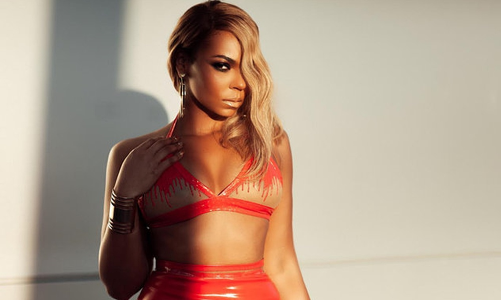 Ashanti Talks 'Crashed' Episode, Past Hits, And More With Billboard