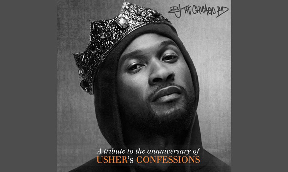 BJ The Chicago Kid Celebrates The Anniversary Of Usher's 'Confessions' With Anniversary EP