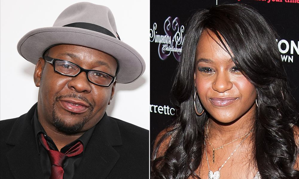 Bobby Brown Breaks Down On Stage On Bobbi Kristina's 24th Birthday