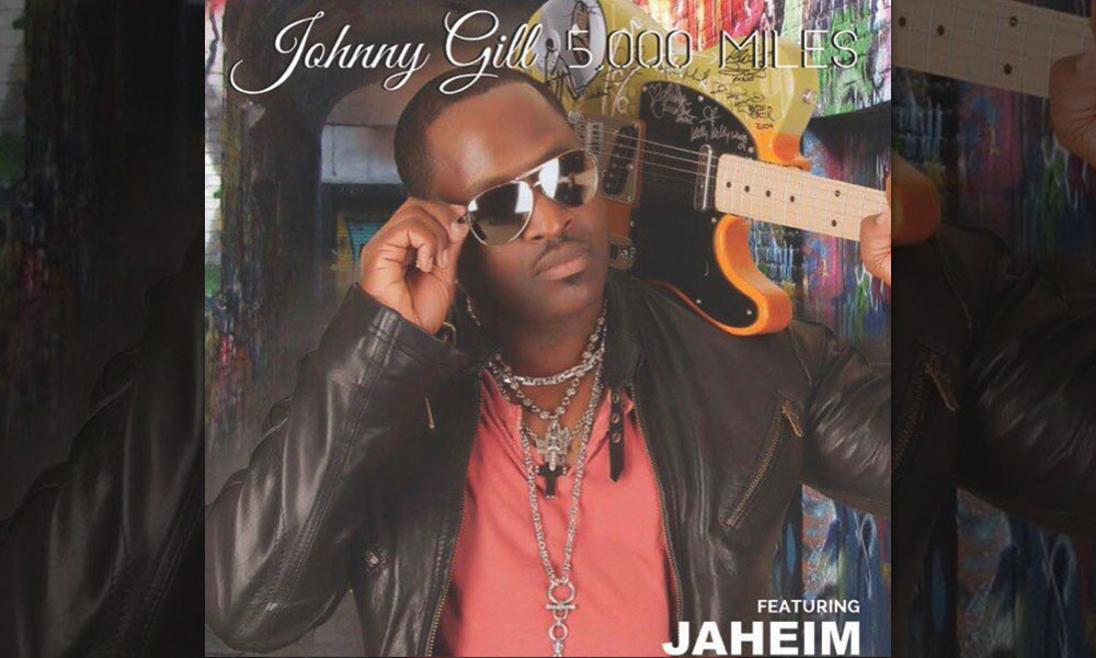 Johnny Gill – 5000 Miles Feat. Jaheim