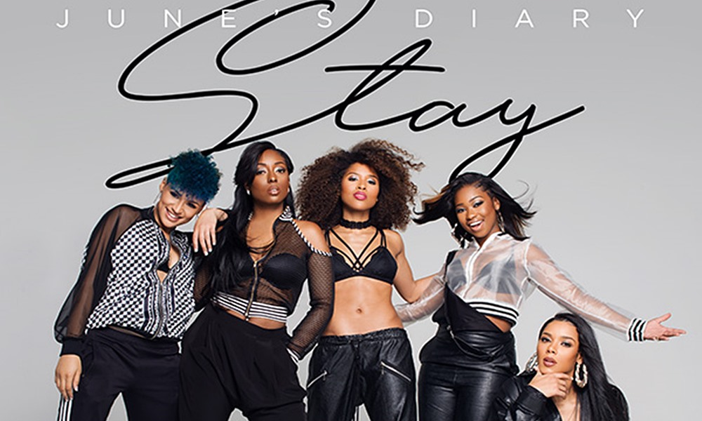 R&B Quintet June's Diary Covers Jodeci's 'Stay'