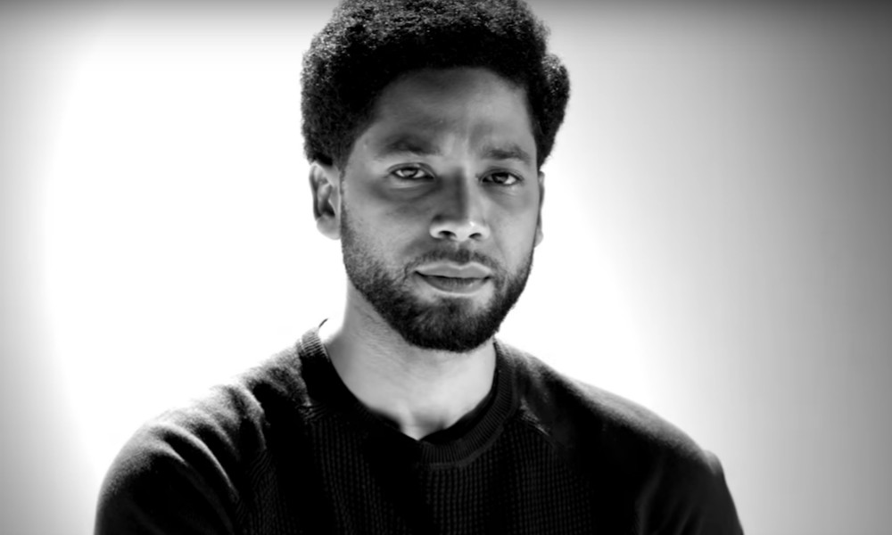 """Watch Jussie Smollett's Powerful Music Video For """"F.U.W.""""; Plus The Meaning Behind The Imagery"""