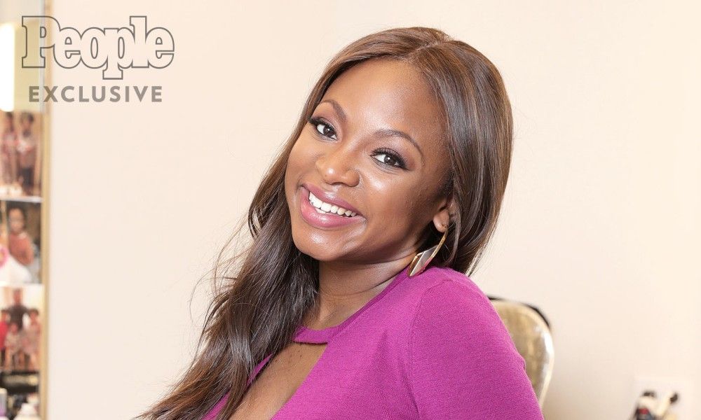 'Power' Actress Naturi Naughton Pregnant With First Child