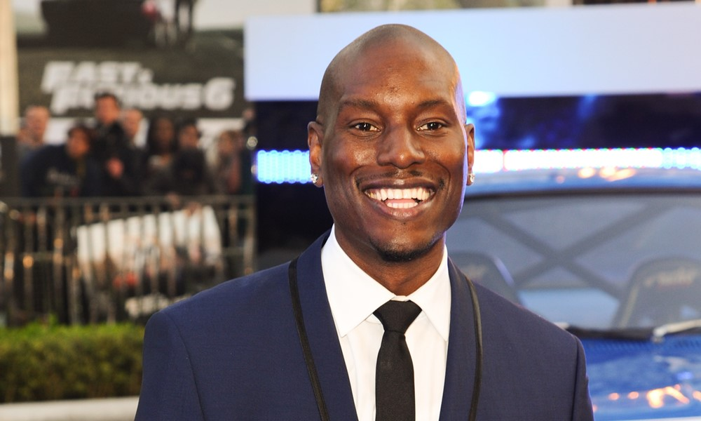 "Tyrese Says He and New Wife Are ""Good"" Despite Attacks"
