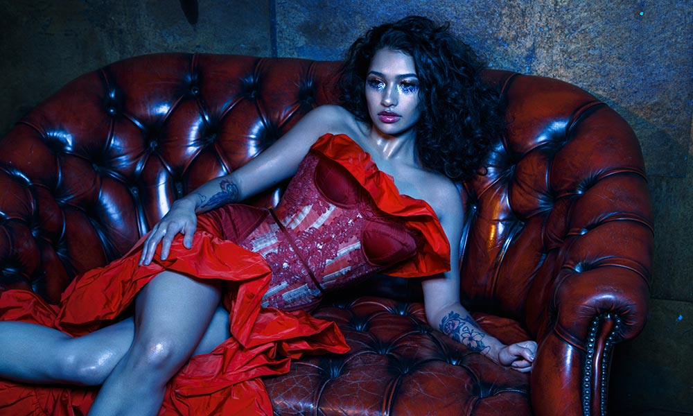 Vanessa White Drops Stripped Down Version of 'Good Good'; Plus Exclusive Shoot With Paper Mag