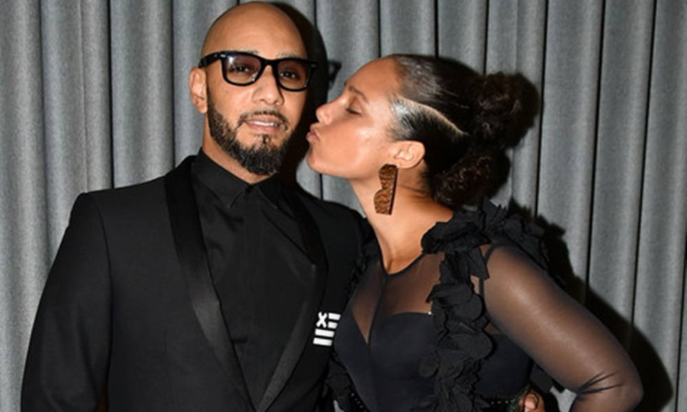 Alicia Keys & Swizz Beatz Honored At The Brooklyn Museum's 'Artists Ball'