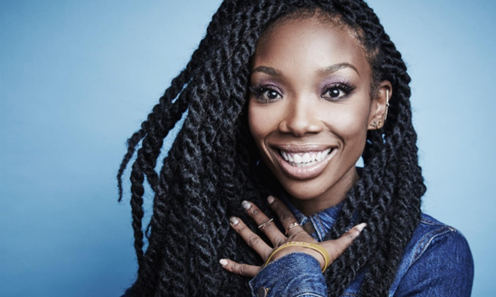 Brandy Teases New Song, 'Patterns'