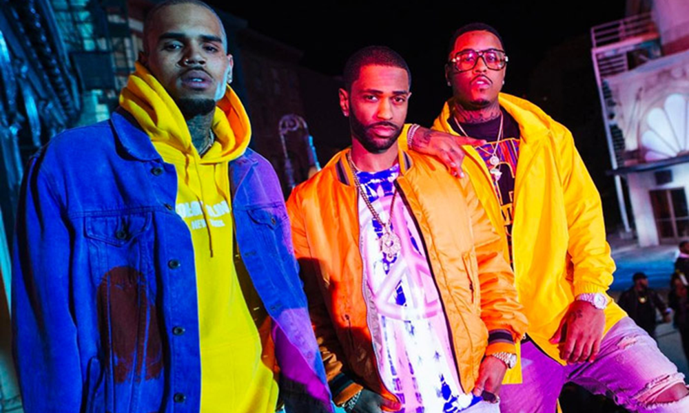 Jeremih Releases 'I Think Of You' Video Featuring Chris Brown & Big Sean
