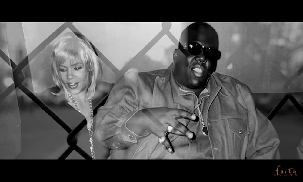 Faith Evans Drops 'Legacy' Video From Notorious B.I.G.-Assisted Album 'King & I'