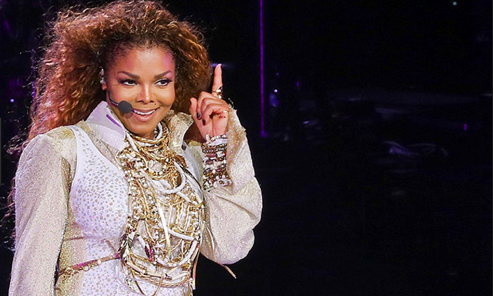 Yaaas! Janet Jackson Posts Photo From 'State Of The World' Tour Rehearsals