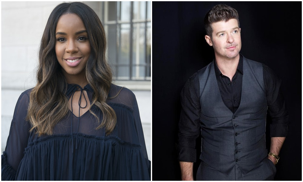 Kelly Rowland, Robin Thicke To Perform on VH1's 'Dear Mama' Special