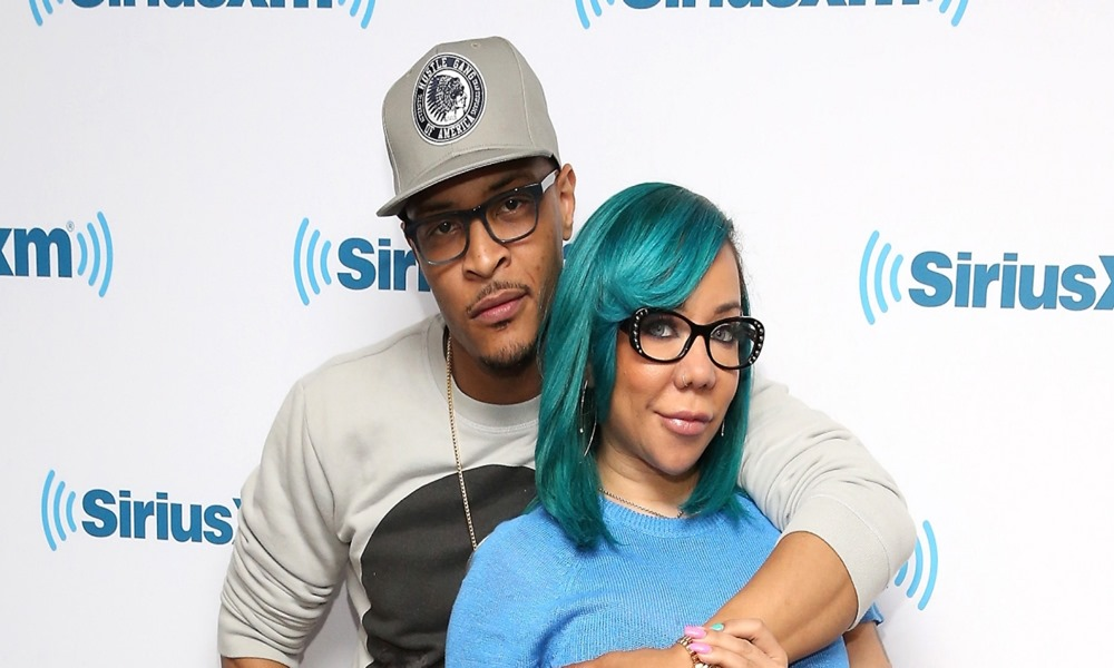 Tiny Talks How She's Dealing With Divorce and Moving On In New Podcast