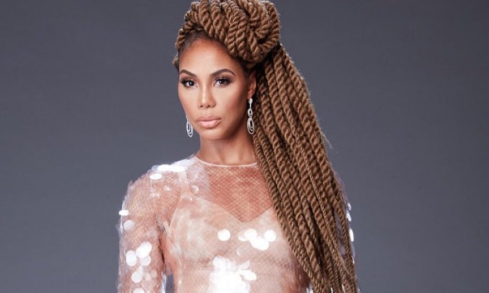 Tamar Braxton Performs 'My Man' Live For The First Time (Video)