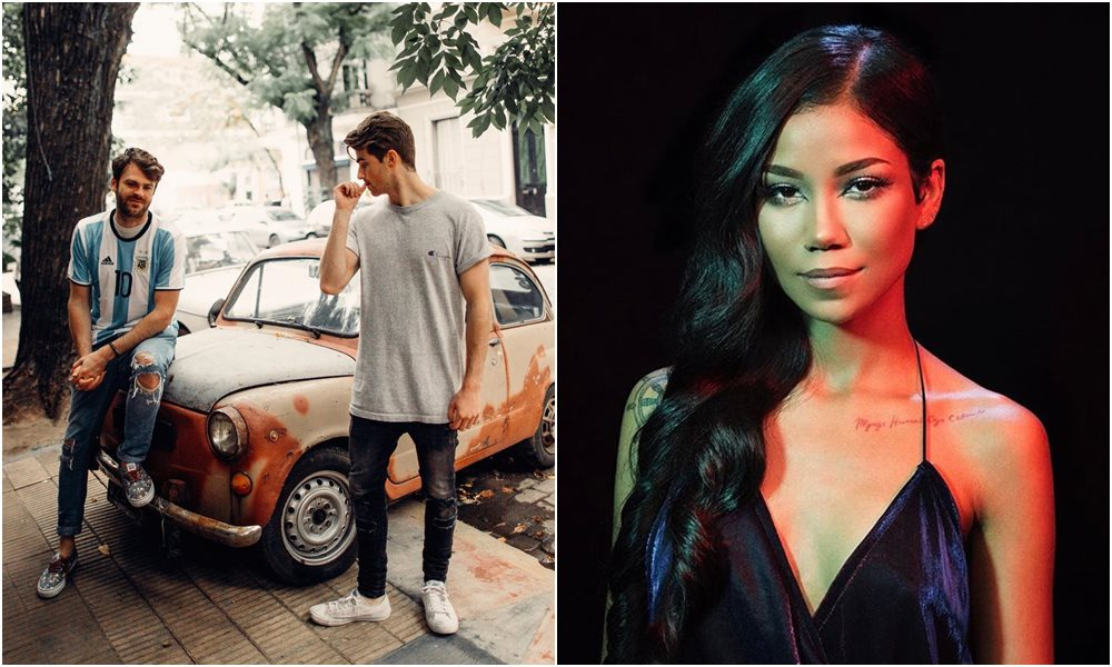 Jhene Aiko Featured On The Chainsmokers' 'Wake Up Alone'