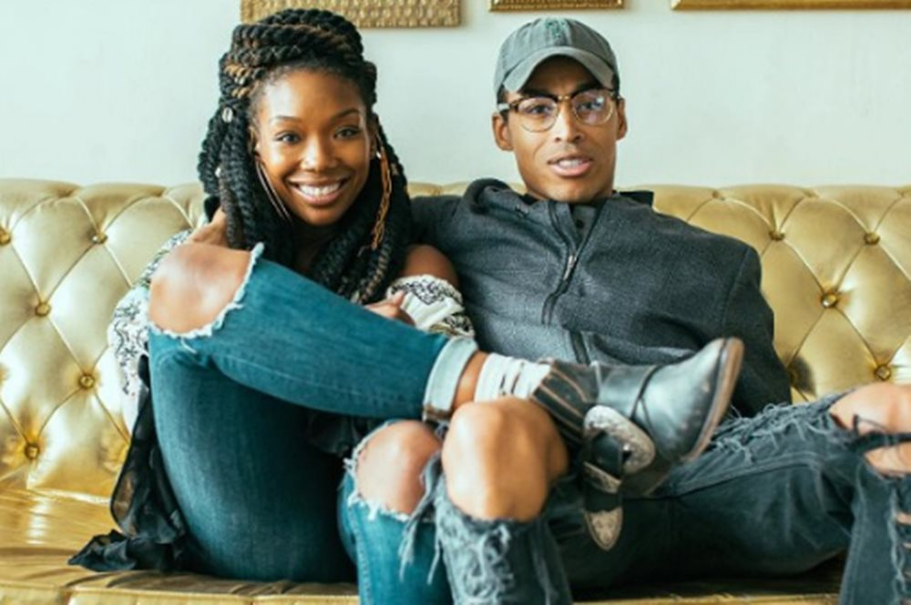 New Couple Alert: Brandy and Rapper Sir The Baptist