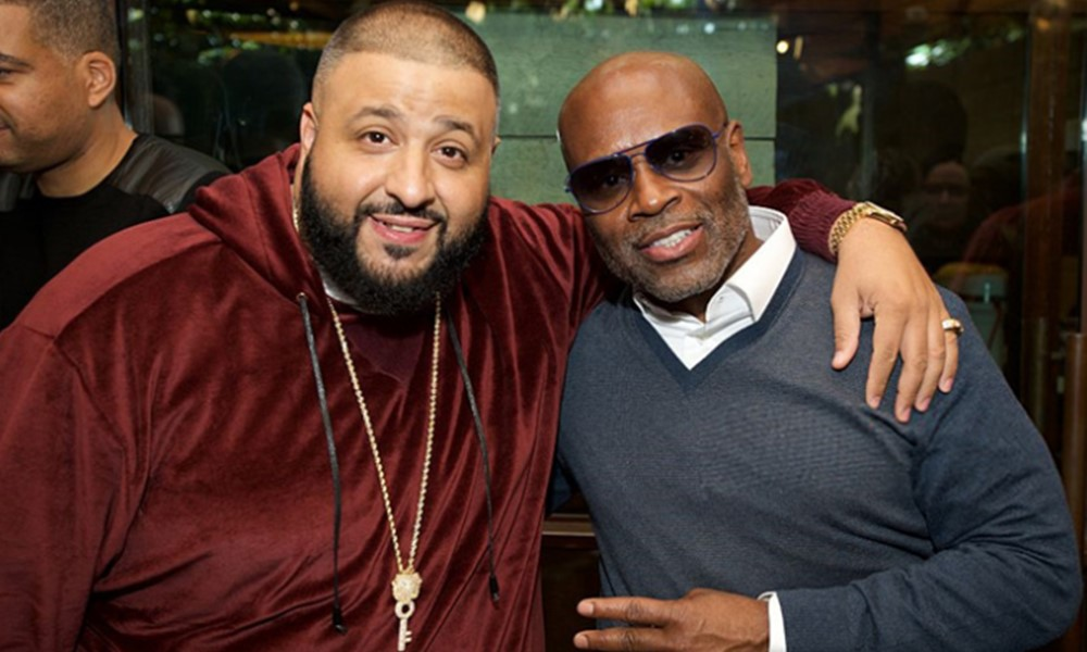DJ Khaled Reportedly Eyeing LA Reid's Former Epic Records Position