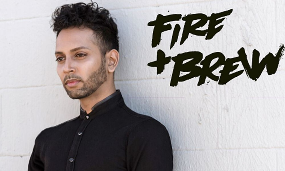 [Song Premiere] Kai Exos – Fire & Brew