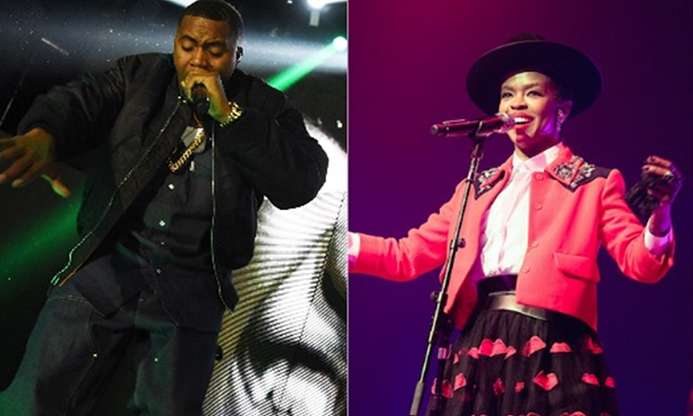 Lauryn Hill and Nas Announce Joint Tour (Dates)