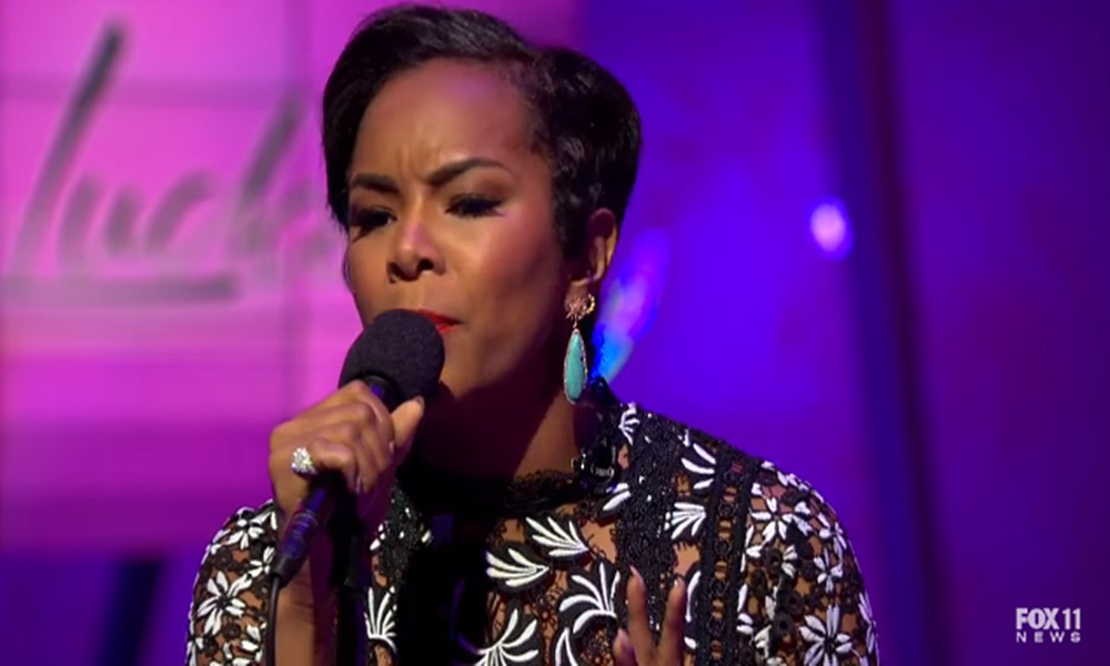 LeToya Luckett Performs 'Back 2 Life' On 'Good Day LA'