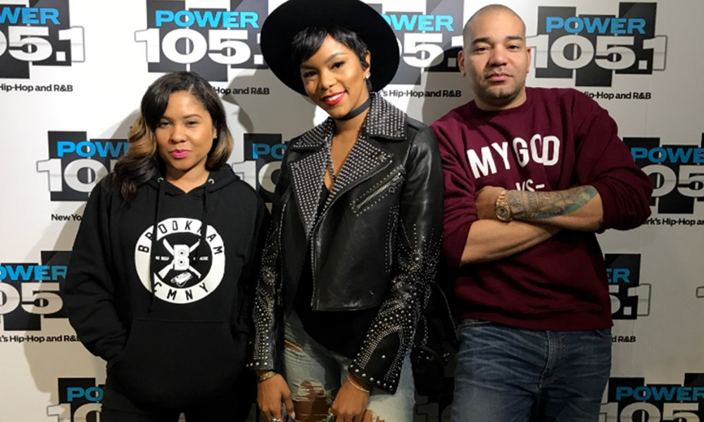 LeToya Luckett Visits 'The Breakfast Club,' Talks New Music, Acting Career, Destiny's Child Days, More
