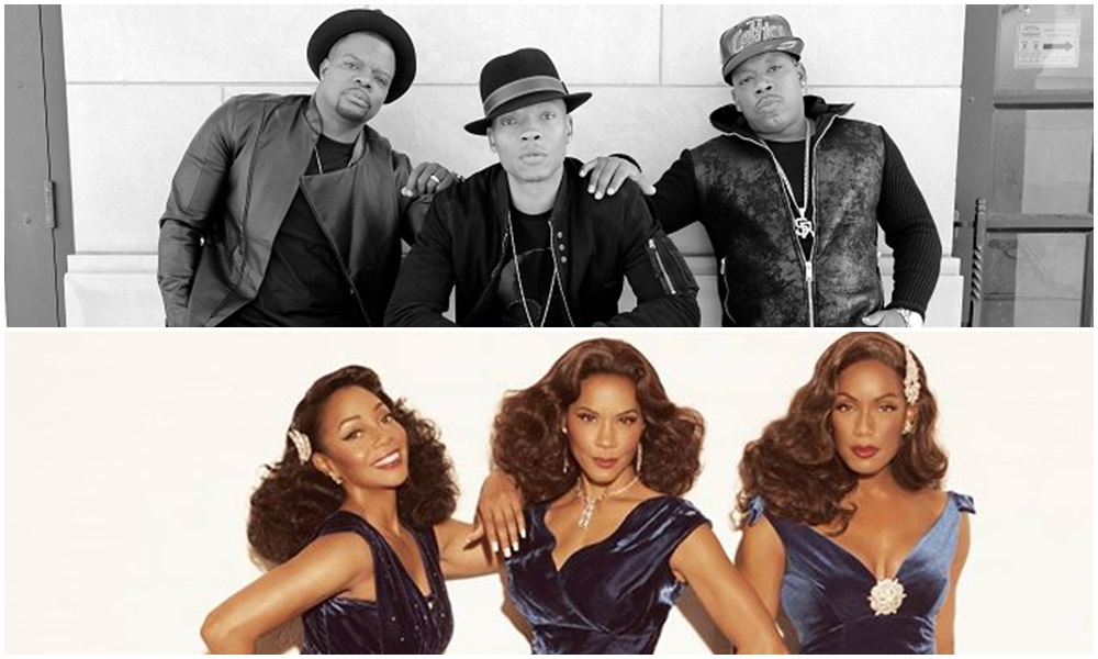 En Vogue and SWV To Join Bell Biv DeVoe On 'Three Stripes' Tour (Dates)