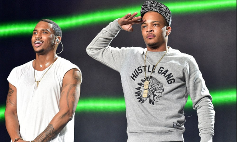 T.I. Reveals Joint Album With Trey Songz