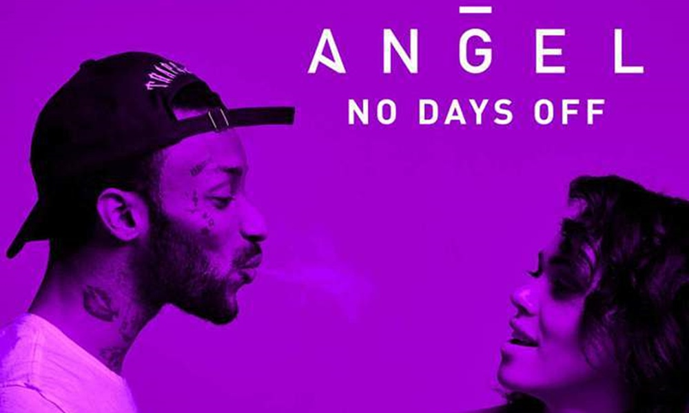 UK Singer/Rapper Angel Has 'No Days Off'