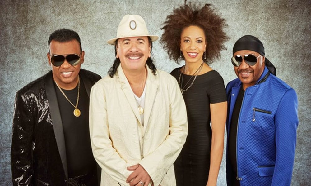 The Isley Brothers & Santana Link Up For 'Power of Peace' Album (Tracklist)