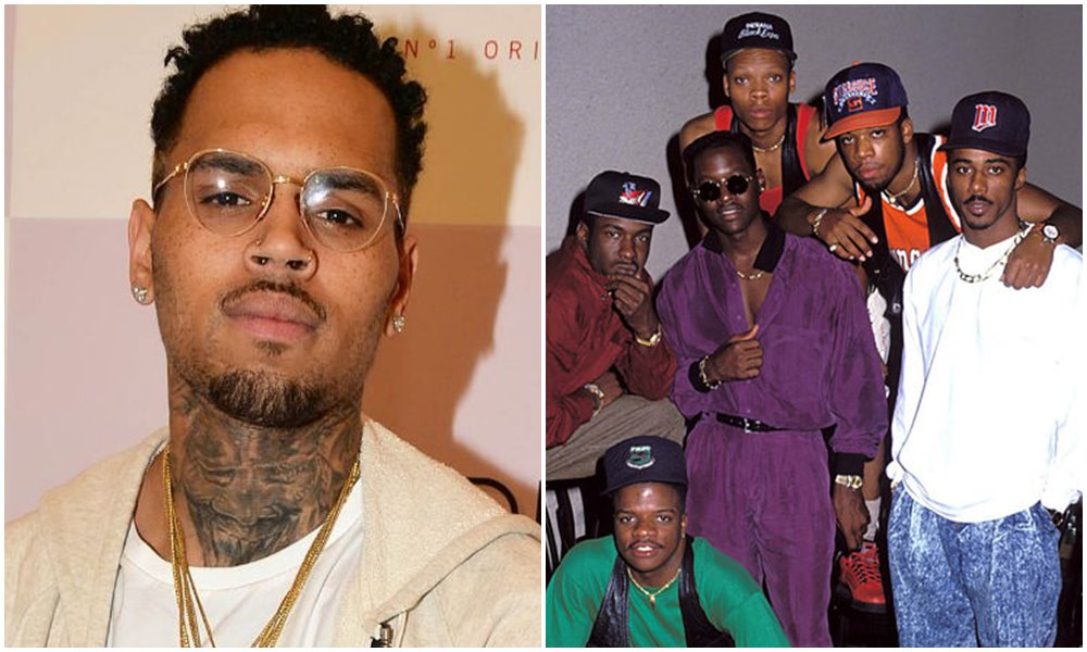 Chris Brown, New Edition, More Added To 2017 BET Awards Performance Lineup