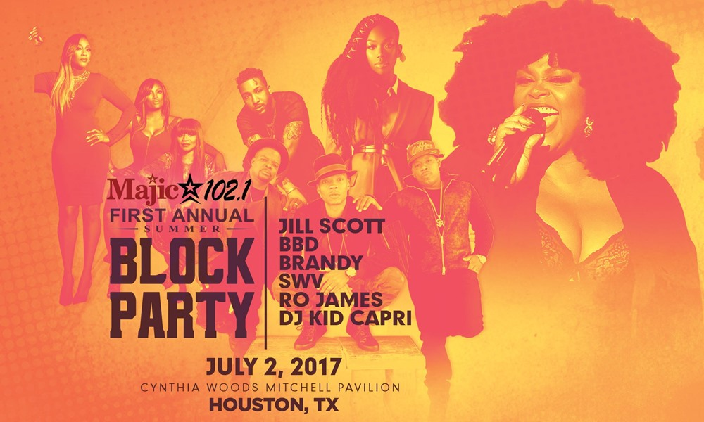 Jill Scott To Headline 3rd Annual Chicago Summer Block Party Festival