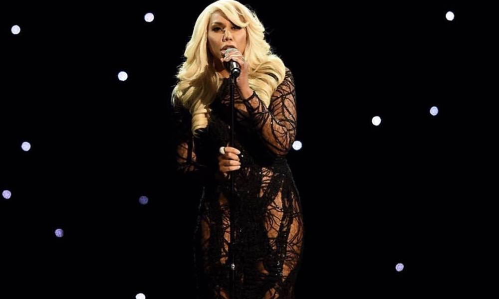 Tamar Braxton Teases New Song 'Rather Go Blind' With Wendy Williams