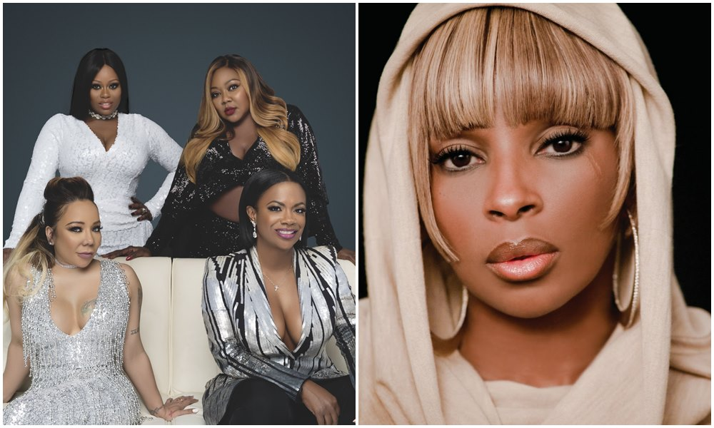 Xscape, Mary J. Blige, SZA & More Added To BET Awards Performance Lineup