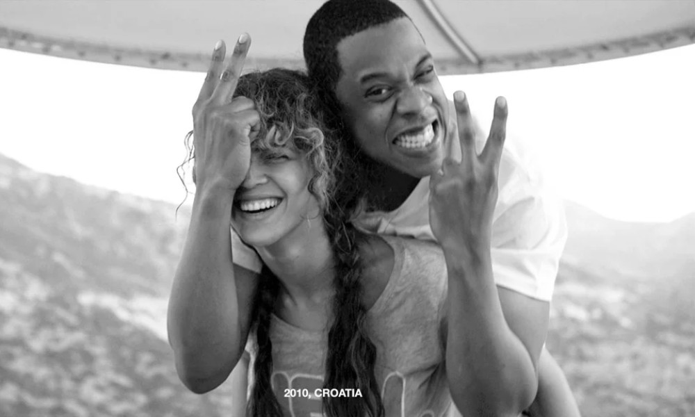 Producer Said Beyonce Had a Big Role in Jay Z's New Album