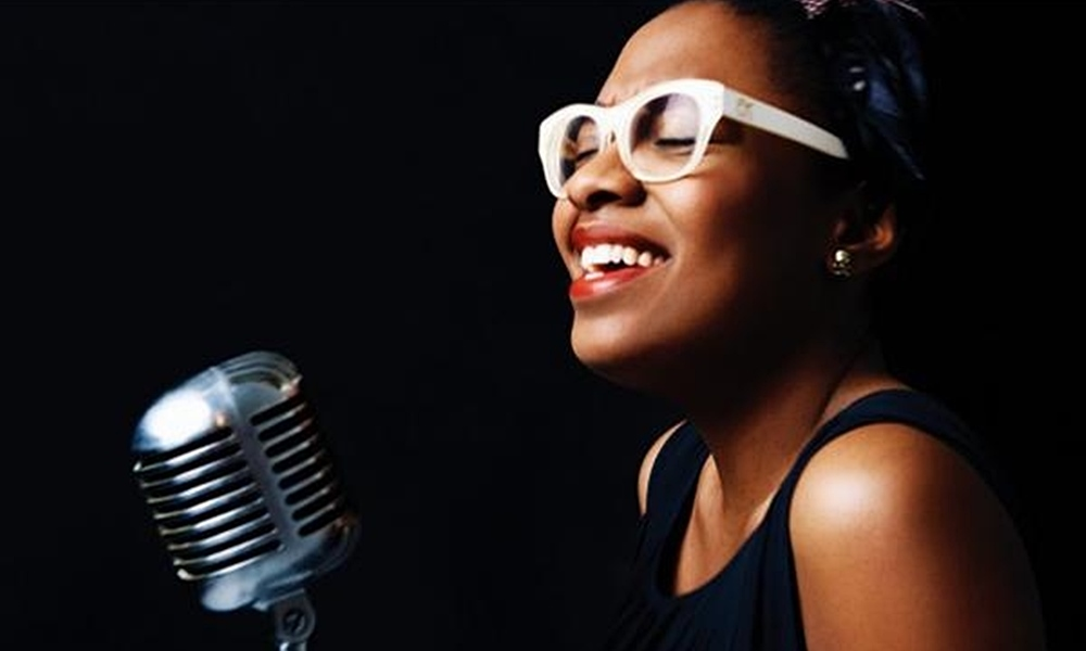 Grammy-Award Winning Artist Cecile McLorin Salvant Is Deeply Rooted in Music