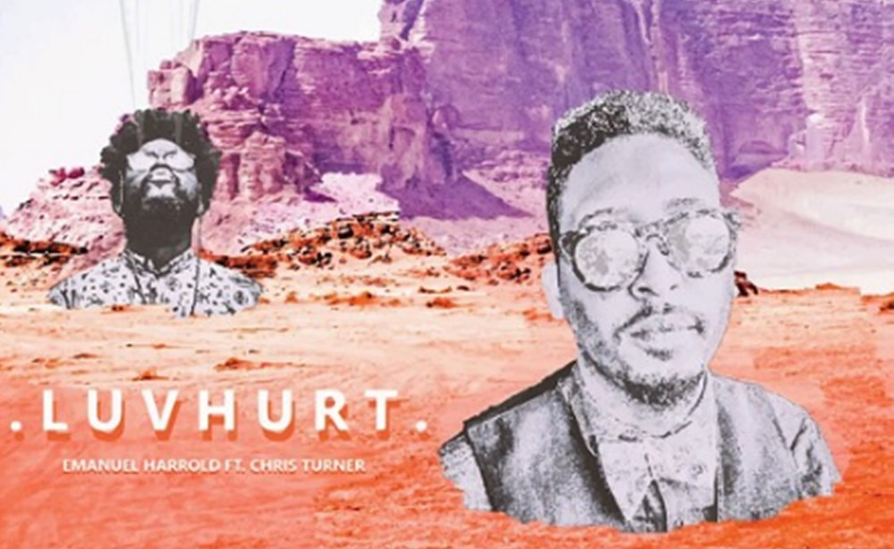 Emanuel Harrold Drops Funk/Jazz Offering 'Luv Hurt' ft. Chris Turner