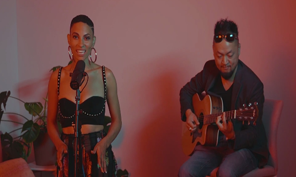 Goapele Gives Acoustic Performance Of Empowering Single 'Stand' (Video)