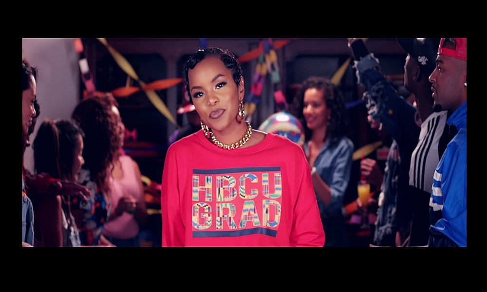 Letoya Luckett Unveils Third Mini Movie/Video 'In The Name Of Love'