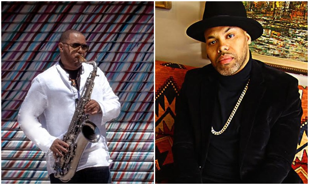 Najee – Is It The Way Ft. Eric Roberson