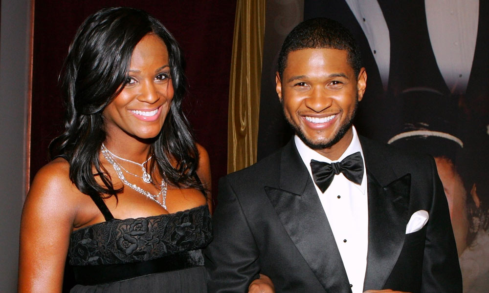 "Tameka Foster Calls Usher Herpes Reports Rumors: ""My Health Everywhere is Great"""