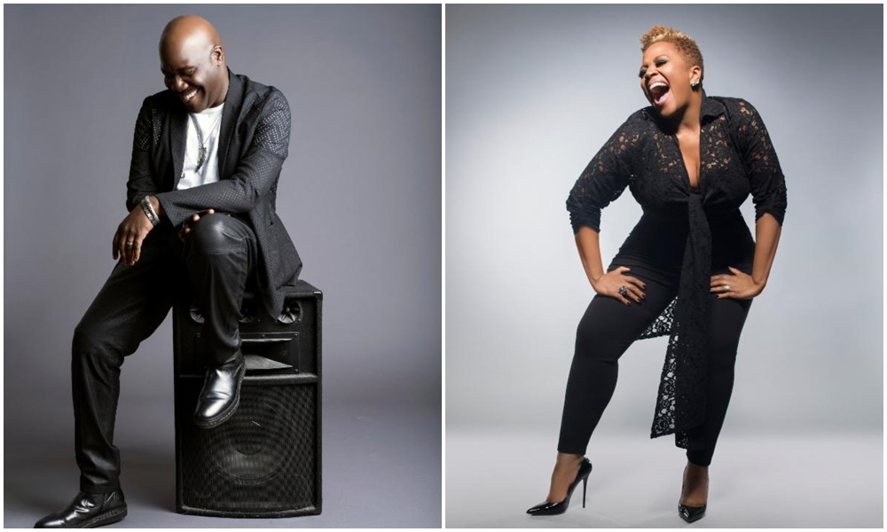Will Downing Collabs With Avery Sunshine On 'I'm Feeling The Love'