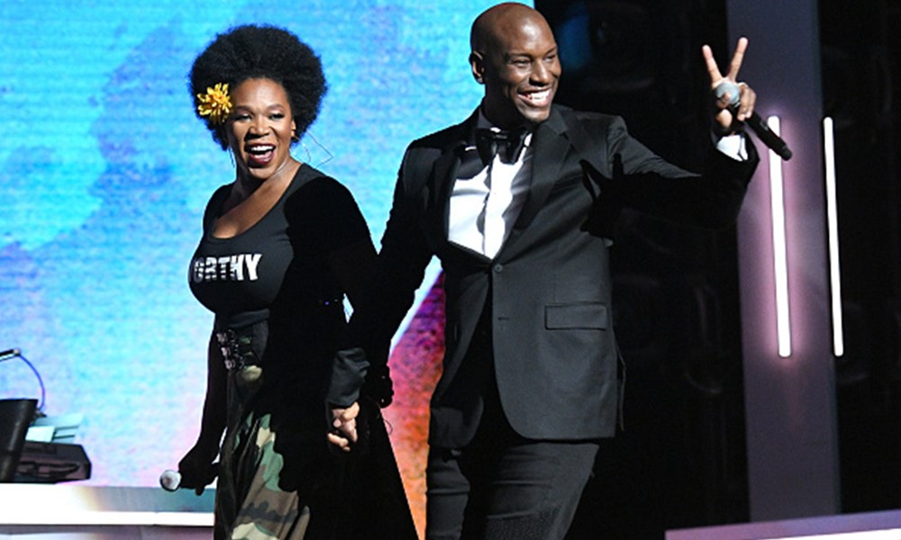 India Arie and Tyrese Honor Roberta Flack On 'Black Girls Rock'
