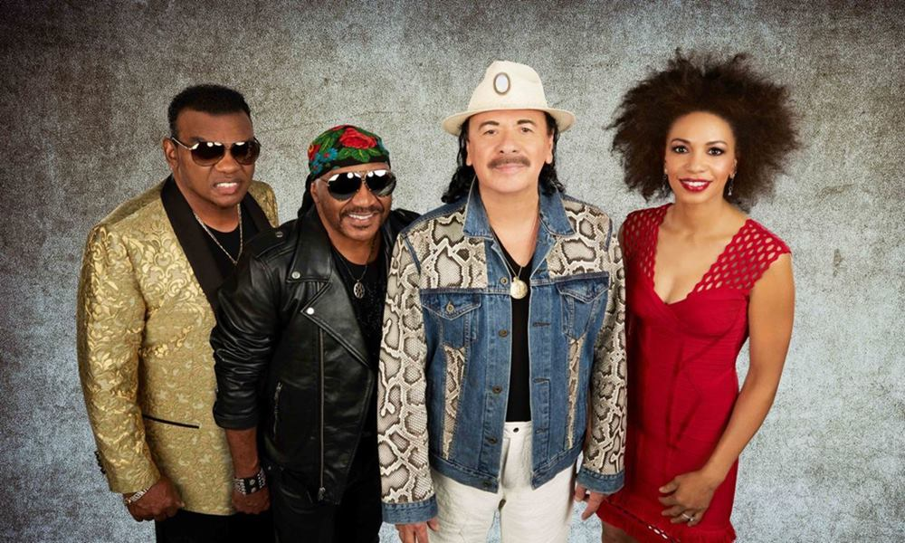 [EXCLUSIVE] The Isley Brothers and Santana Talk 'Power of Peace' Album, Evolution of Music, Today's World, Legacy, & More