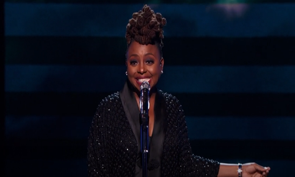 Ledisi Performs Her Newest Single 'High' At BET's 'Black Girls Rock'