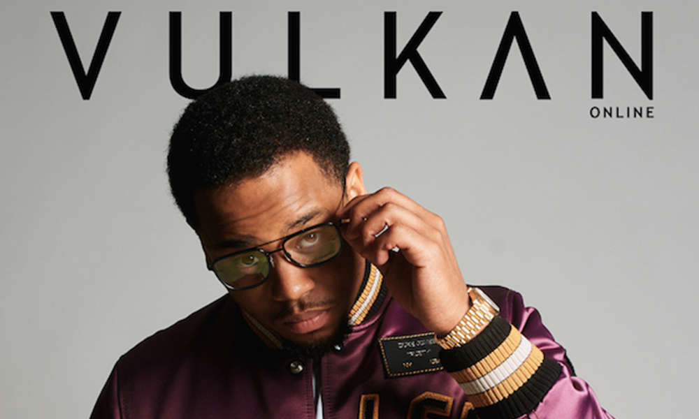 Mack Wilds Covers Vulkan Magazine Online